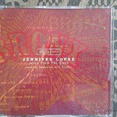 CDs de Música: CD SINGLE JENNIFER LOPEZ JENNY FROM THE BLOCK. Lote 45324980
