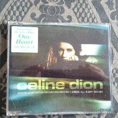 CDs de Música: CD SINGLE CELINE DION I DROVE ALL NIGHT. Lote 45325084
