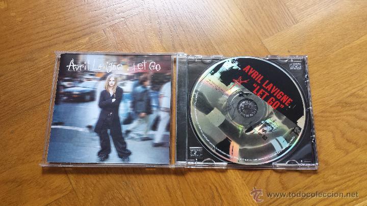 AVRIL LAVIGNE - LET GO (Música - CD's Pop)