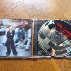 CDs de Música: AVRIL LAVIGNE - LET GO. Lote 45331904