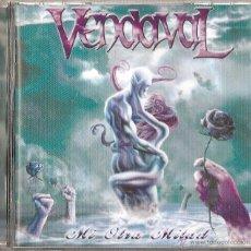 CDs de Música: VENDAVAL CD MI OTRA MITAD, SPANISH HEAVY 2004-SARATOGA-MAGO DE OZ-SAUROM-WARCRY. Lote 45341201