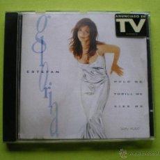 CDs de Música: GLORIA ESTEFAN - HOLD ME, THRILL ME, KISS ME CD ALBUM. Lote 45363132