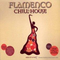 CDs de Música: FLAMENCO * 2CD * CHILL & HOUSE * ULTRARARE * LTD DIGIPACK * PRECINTADO. Lote 235700390