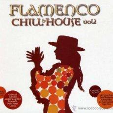 CDs de Música: FLAMENCO * 2CD * CHILL & HOUSE VOL 2 * ULTRARARE * LTD DIGIPACK * PRECINTADO. Lote 235700425