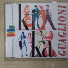 CDs de Música: KI KA - GUAGLIONI - ALMODOVAR CD SINGLE PROMOCIONAL- NUEVO. Lote 45365569