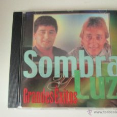 CDs de Música: SOMBRA Y LUZ - GRANDES EXITOS 2000 CD FODS RUMBA GYPSY CALAITOS CAMELA KAYMA RARO!!!. Lote 57571212