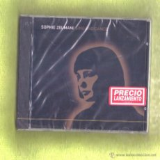 CDs de Música: SING AND DANCE - SOPHIE ZELMANI NEW & SEALED -COMPACT DISC-2001. Lote 45376433