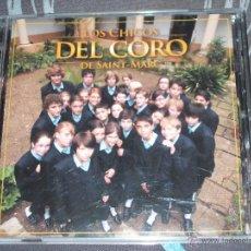 CDs de Música: LOS CHICOS DEL CORO DE SAINT-MARC - 13 TRACKS - CD. Lote 45392697