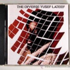 CDs de Música: YUSEF LATEEF - THE DIVERSE / SUITE 16 (CD ATLANTIC). Lote 45395728