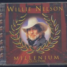CDs de Música: WILLIE NELSON- MILLENIUM . Lote 45400946