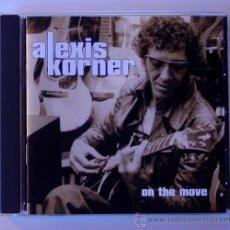 CDs de Música: ALEXIS KORNER - ON THE MOVE (CD). Lote 45411371