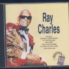 CDs de Música: RAY CHARLES. Lote 45412820