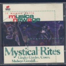CDs de Música: MYSTICAL RITES- MUSICA NEWAGE. Lote 45412999