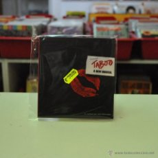 CDs de Música: TABOO ORIGINAL LONDON CAST - A NEW MUSICAL - MUSICAL - CD. Lote 45417018