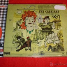 CDs de Música: THE CABRIANS FOR A FEW PUSSIES MORE DIGIPACK SPAIN 2007 CD NEW. Lote 45425417