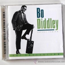 CDs de Música: BO DIDDLEY - A LIVING LEGEND / THE COLLECTION (CD). Lote 45435386