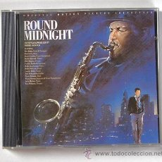 CDs de Música: ROUND MIDNIGHT (CD). Lote 45435589