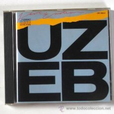 CDs de Música: UZEB - FAST EMOTION (CD). Lote 45435686