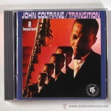 CDs de Música: JOHN COLTRANE - TRANSITION (CD) IMPULSE!. Lote 45435753