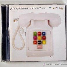 CDs de Música: ORNETTE COLEMAN & PRIME TIME - TONE DIALING (CD). Lote 45435804