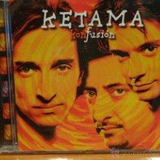 CDs de Música: KETAMA. KONFUSIÓN. CD / MERCURY - 1997. 15 TEMAS. MUY BUENA CALIDAD.. Lote 45447662