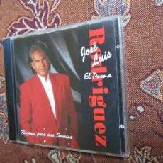CDs de Música: CD DE JOSE LUIS RODRIGUEZ -EL PUMA- TITULO RAZONES PARA UNA SONRISA- ORIGINAL DEL 94 ¡¡¡NUEVO¡¡¡. Lote 83804084