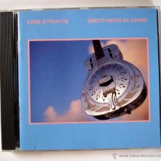 CDs de Música: DIRE STRAITS - BROTHERS IN ARMS (CD). Lote 45452301