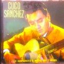 CDs de Música: CUCO SÑANCHEZ CON ACOMPAÑAMIENTO DE MARIACHI, ARPA Y GUITARRA-12 TEMAS. Lote 45452804