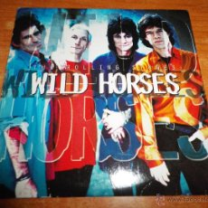 CDs de Música: ROLLING STONES WILD HORSES CD SINGLE PROMOCIONAL UK 1995 MICK JAGGER KEITH RICHARDS 1 TEMA. Lote 45453417