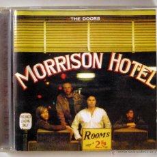 CDs de Música: THE DOORS - MORRISON HOTEL (CD) DIGITALLY REMASTERED. Lote 45455461