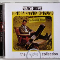 CDs de Música: GRANT GREEN - HIS MAJESTY KING FUNK / DONALD BYRD - UP WITH DONAL BYRD (CD). Lote 45455787