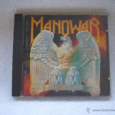 CDs de Música: MANOWAR, KINGS OF METAL CD, PERFECTO.. Lote 45455797