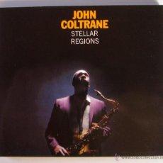 CDs de Música: JOHN COLTRANE - STELLAR REGIONS (CD IMPULSE!). Lote 45472577