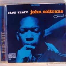 CDs de Música: JOHN COLTRANE - BLUE TRAIN (CD BLUE NOTE). Lote 45472909