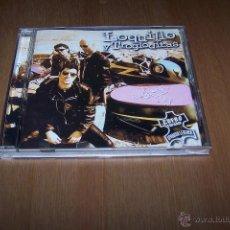CDs de Música: LOQUILLO Y TROGLODITAS. CUERO ESPAÑOL.. Lote 45478096