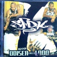 CDs de Música: SFDK, ODISEA EN EL LODO. CD. Lote 27401957