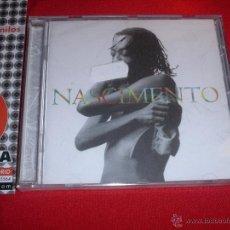 CDs de Música: MILTON NASCIMENTO NASCIMENTO 1997 CD NEW . Lote 45483273