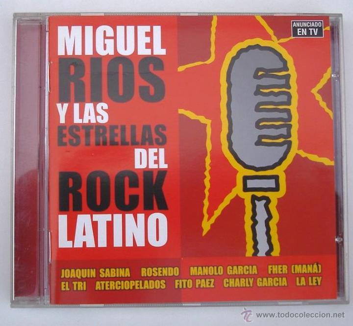 Miguel Rios Y Las Estrellas Del Rock Latino Sold Through Direct Sale 45489570