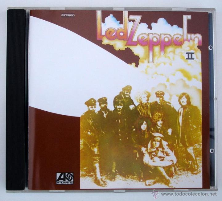 LED ZEPPELIN - LED ZEPPELIN II (CD) (Música - CD's Rock)
