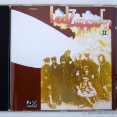 CDs de Música: LED ZEPPELIN - LED ZEPPELIN II (CD). Lote 45491443