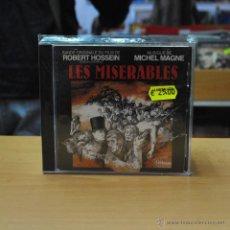 CDs de Música: LES MISERABLES - BANDE ORIGINAL DU FILM DE ROBERT HOSSEIN - MUSIQUE DE MICHEL MAGNE - CD. Lote 45502138