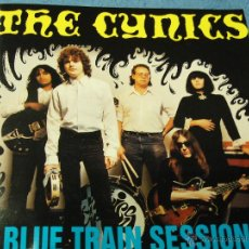 CDs de Música: THE CYNICS BLUE TRAIN SESSIONS CD IMPORT USA BARE WIRES THE MAGGOTS. Lote 45521613