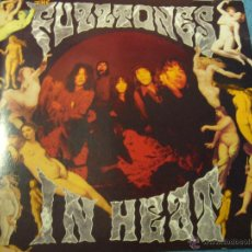 CDs de Música: THE FUZZTONES IN HEAT CD IMPORT UK 1989 THE CYNICS THE BARRACUDAS. Lote 86511366