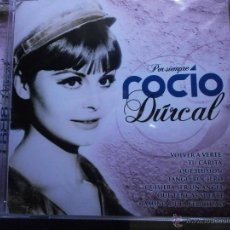 CDs de Música: CD. POR SIEMPRE - ROCIO DURCAL PRECINTADO. Lote 45526035