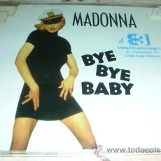 CDs de Música: MADONNA - BYE BYE BABY - CDSINGLE 7 MIXES. Lote 69820485