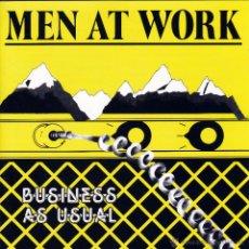 CDs de Música: MEN AT WORK - BUSINESS USUAL - CD. Lote 45623301