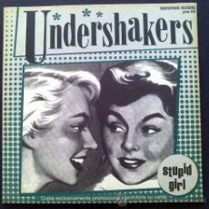 CDs de Música: UNDERSHAKERS CD SUBTERFUGE. Lote 45625023