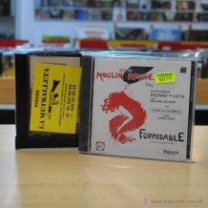 CDs de Música: MOULIN ROUGE - PIERRE PORTE - FORMIDABLE - CD. Lote 45637680