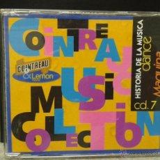 CDs de Música: HISTORIA DE LA MÚSICA DANCE CD 7 MÁQUINA. Lote 45641953