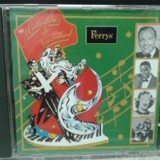 CDs de Música: MELODÍAS DE NAVIDAD FERRYS. Lote 45642072